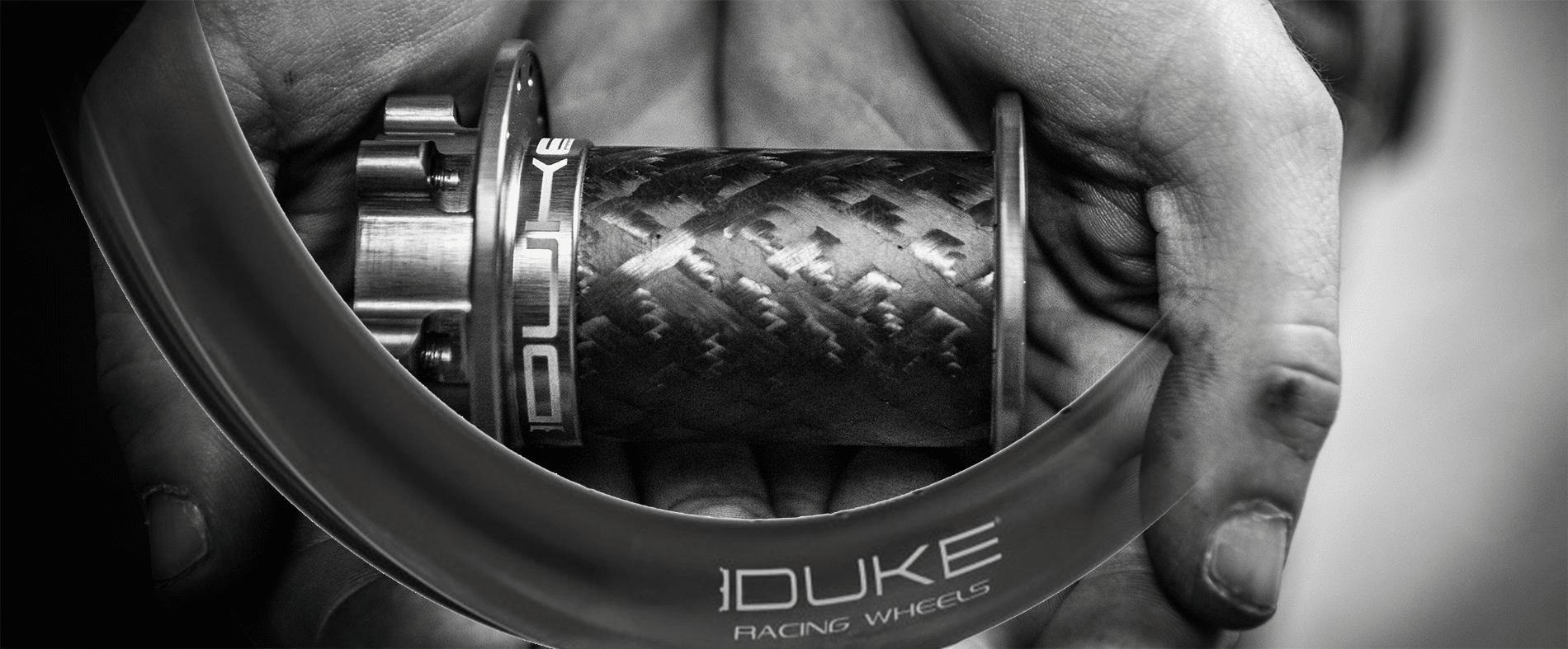 Duke wheels hubs